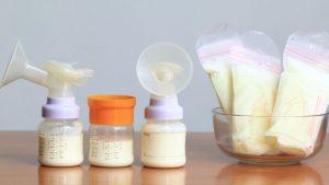 Dầu dừa giúp tăng chất lượng sữa mẹ